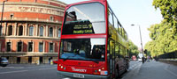 Transdev London bus