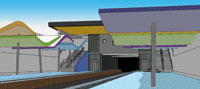 North Shields Metro drawings