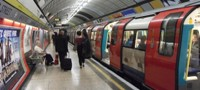 Jubilee line - Baker Street (April 2011)
