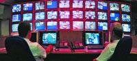 Centro CCTV control room
