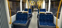 Blackpool tram interior
