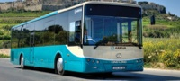 King Long Arriva bus