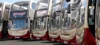 Lothian Buses hybrid vehicles