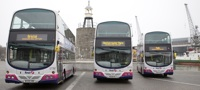 First buses for Greater Bristol Bus Network