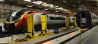Alstom Manchester Traincare Centre