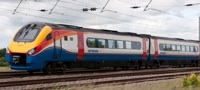 East Midlands Trains Class 222 Meridian