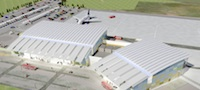 Lydd airport expansion - how it will look