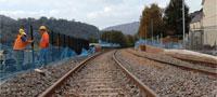 Risca & Pontymister station