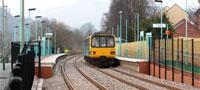 Ebbw Valley train