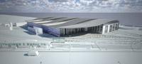 Blackpool tram depot plan