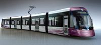 Bombardier Blackpool tram