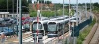 Nottingham Express Transit tram