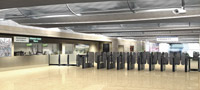 Victoria Underground upgrade - Tube ticket hall