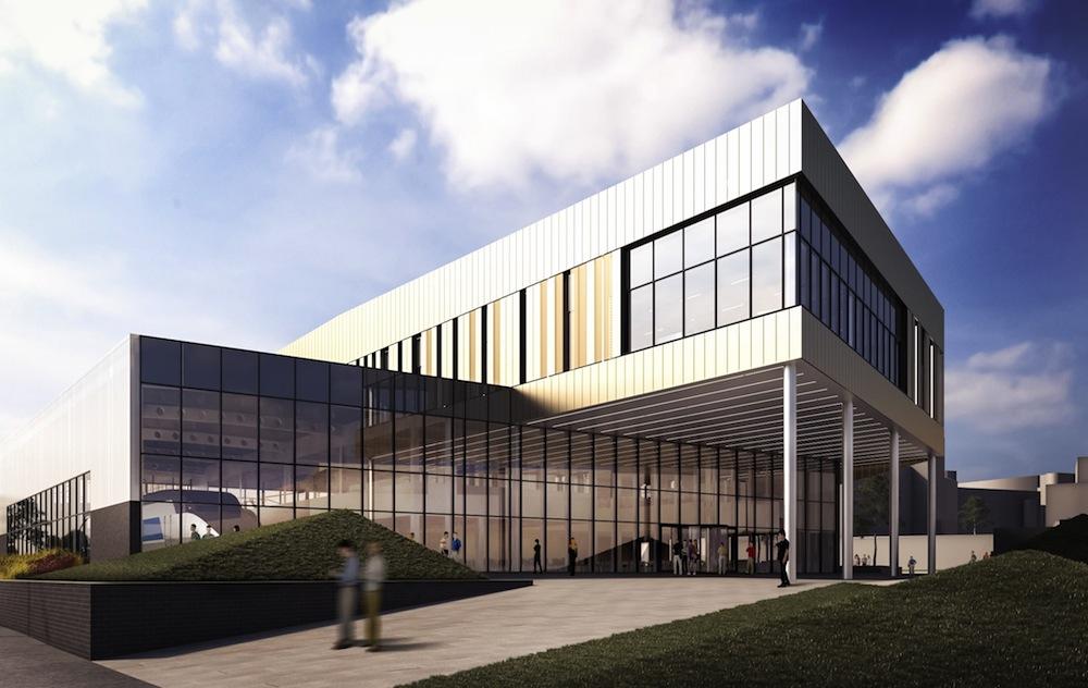 National College for High Speed Rail - Birmingham campus