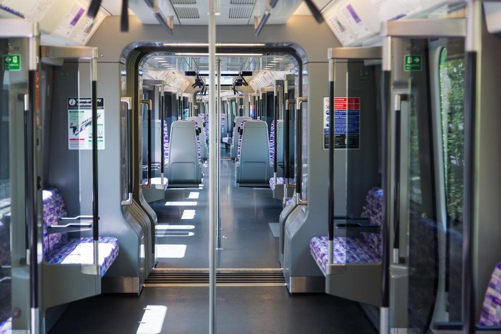 Class 345 Elizabeth line train