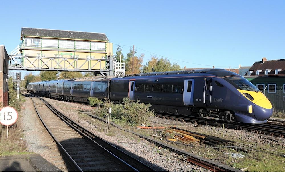 Southeastern Highspeed train