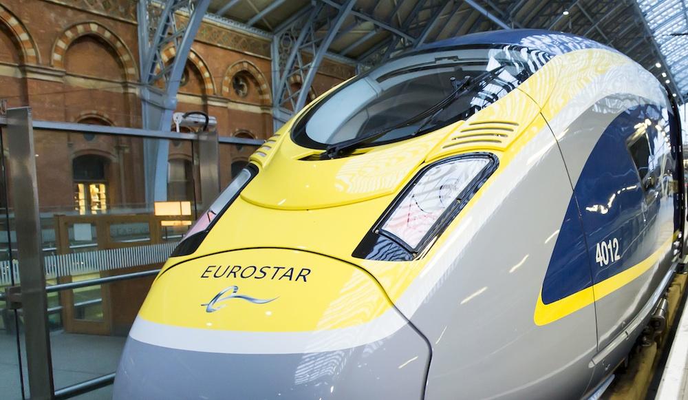 e320 at St Pancras International
