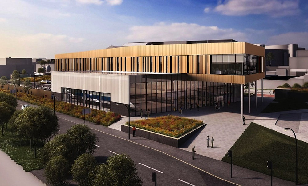 National College for High Speed Rail in Birmingham