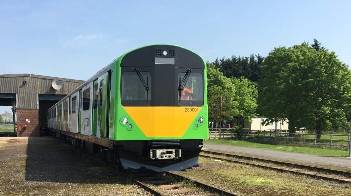 Vivarail D-train Class 230