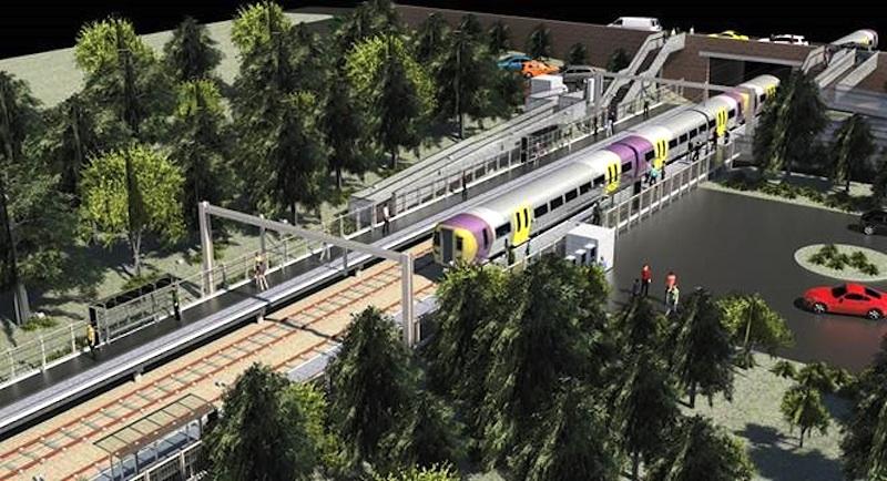 Willenhall station CGI